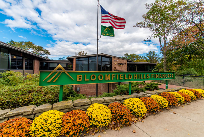 bloomfield financial office